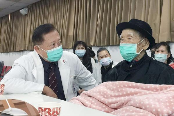 107-year-old Taiwan man becomes longest-living TAVI operation patient