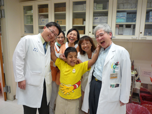 A success story of a Kiribati child with ear reconstruction surgery