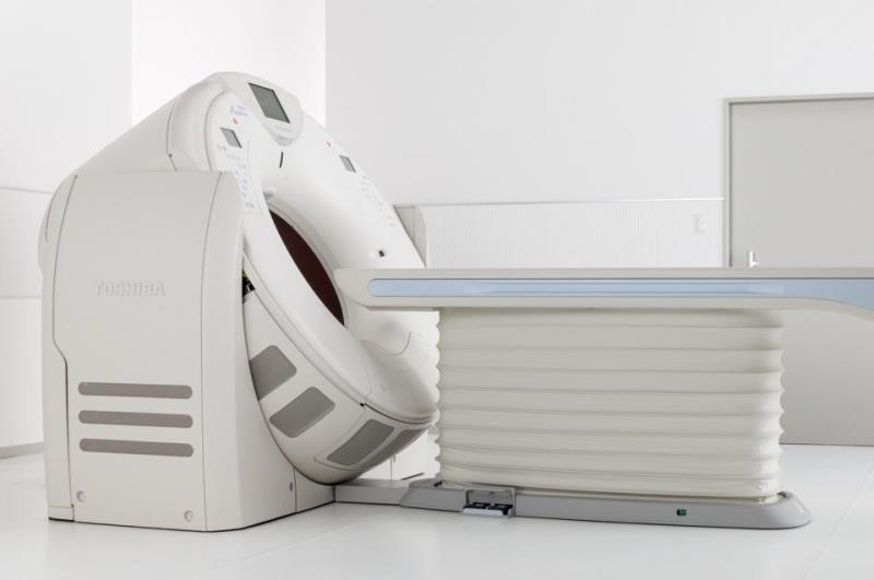 640-Slice CT Scanner