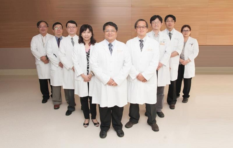 Team of lung cancer treatment